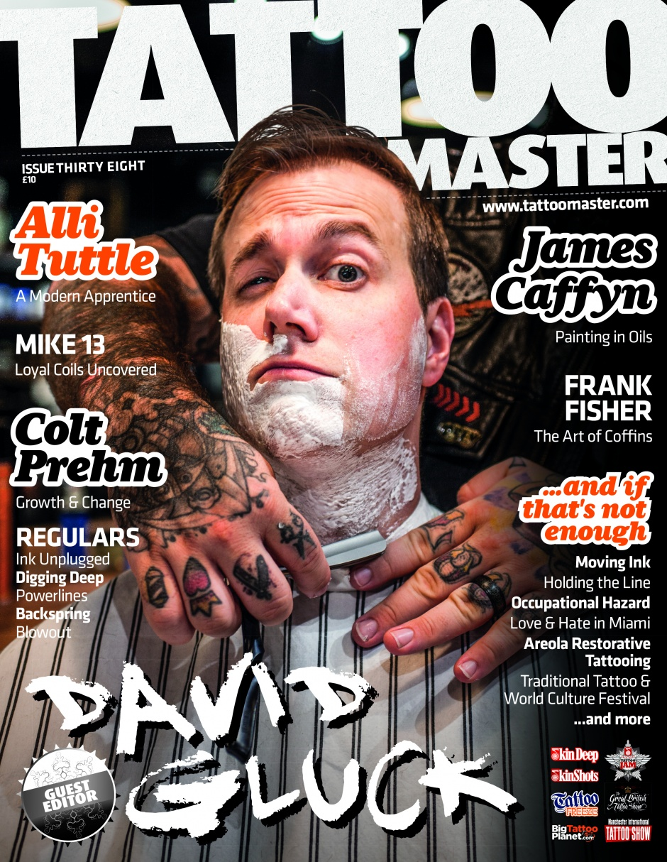 Tattoo Master was the leading trade magazine for the UK and European ...